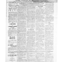 Le Journal de l'arrondissement de Valognes, numéro du 04 janvier 1913