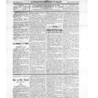 Le Journal de l'arrondissement de Valognes, numéro du 03 avril 1926