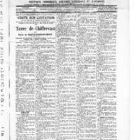 Le Journal de l'arrondissement de Valognes, numéro du 12 juin 1896