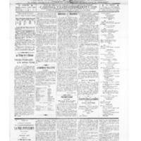 Le Journal de l'arrondissement de Valognes, numéro du 25 janvier 1913