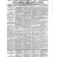 Le Journal de l'arrondissement de Valognes, numéro du 06 avril 1906