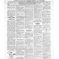 Le Journal de l'arrondissement de Valognes, numéro du 11 juin 1909