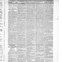 Le Journal de l'arrondissement de Valognes, numéro du 06 novembre 1896