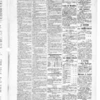 Le Journal de l'arrondissement de Valognes, supplément au numéro du 30 août 1889