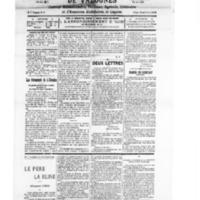 Le Journal de l'arrondissement de Valognes, numéro du 14 janvier 1928