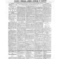 Le Journal de l'arrondissement de Valognes, numéro du 25 mai 1906