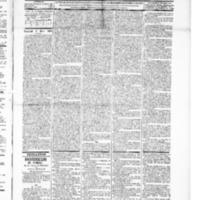 Le Journal de l'arrondissement de Valognes, numéro du 09 mars 1894