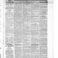 Le Journal de l'arrondissement de Valognes, numéro du 24 avril 1896