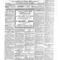 Le Journal de l'arrondissement de Valognes, numéro du 02 juillet 1932