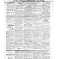 Le Journal de l'arrondissement de Valognes, numéro du 01 novembre 1913