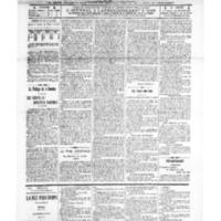 Le Journal de l'arrondissement de Valognes, numéro du 29 mars 1913