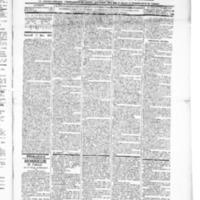 Le Journal de l'arrondissement de Valognes, numéro du 02 mars 1894