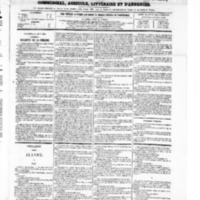 Le Journal de l'arrondissement de Valognes, numéro du 14 août 1868
