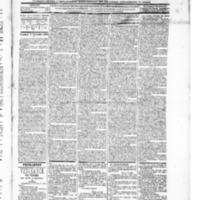 Le Journal de l'arrondissement de Valognes, numéro du 09 novembre 1894