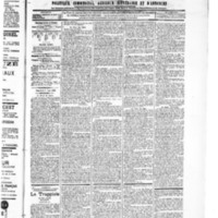 Le Journal de l'arrondissement de Valognes, numéro du 02 juin 1905