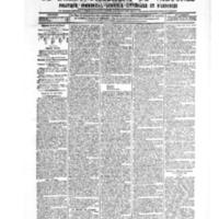 Le Journal de l'arrondissement de Valognes, numéro du 30 juin 1905