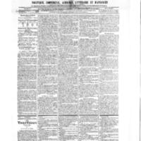 Le Journal de l'arrondissement de Valognes, numéro du 16 mars 1906