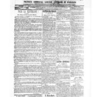 Le Journal de l'arrondissement de Valognes, numéro du 15 décembre 1905