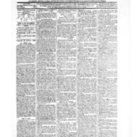 Le Journal de l'arrondissement de Valognes, numéro du 23 octobre 1903