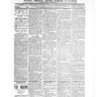 Le Journal de l'arrondissement de Valognes, numéro du 08 mai 1903