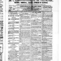 Le Journal de l'arrondissement de Valognes, numéro du 30 avril 1880