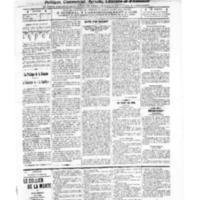 Le Journal de l'arrondissement de Valognes, numéro du 01 octobre 1909