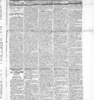 Le Journal de l'arrondissement de Valognes, numéro du 17 avril 1896
