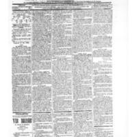 Le Journal de l'arrondissement de Valognes, numéro du 15 mai 1903