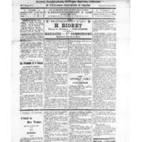 Le Journal de l'arrondissement de Valognes, numéro du 03 juillet 1926