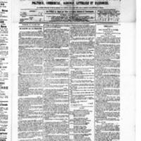 Le Journal de l'arrondissement de Valognes, numéro du 11 juillet 1879