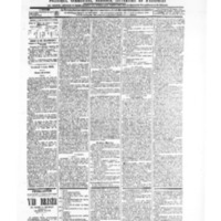 Le Journal de l'arrondissement de Valognes, numéro du 05 juin 1903