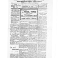 Le Journal de l'arrondissement de Valognes, numéro du 23 juillet 1932