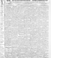 Le Bonhomme normand, numéro du 24 avril 1914
