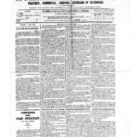 Le Journal de l'arrondissement de Valognes, numéro du 03 juin 1881