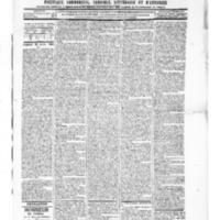 Le Journal de l'arrondissement de Valognes, numéro du 20 juillet 1894