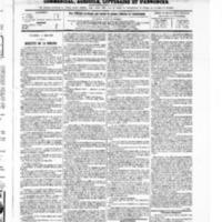 Le Journal de l'arrondissement de Valognes, numéro du 01 mai 1868