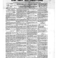 Le Journal de l'arrondissement de Valognes, numéro du 07 février 1879