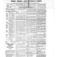 Le Journal de l'arrondissement de Valognes, numéro du 17 janvier 1879