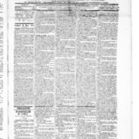 Le Journal de l'arrondissement de Valognes, numéro du 16 mars 1894