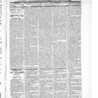 Le Journal de l'arrondissement de Valognes, numéro du 03 avril 1896