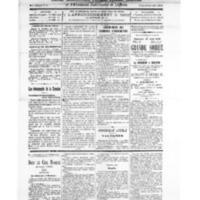 Le Journal de l'arrondissement de Valognes, numéro du 17 avril 1926