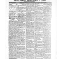 Le Journal de l'arrondissement de Valognes, numéro du 06 novembre 1903