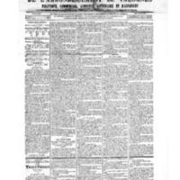 Le Journal de l'arrondissement de Valognes, numéro du 16 février 1906