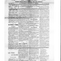 Le Journal de l'arrondissement de Valognes, numéro du 12 mai 1928