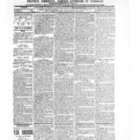 Le Journal de l'arrondissement de Valognes, numéro du 03 juillet 1903