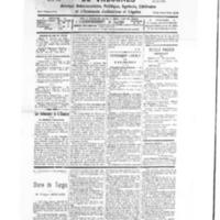Le Journal de l'arrondissement de Valognes, numéro du 10 octobre 1931