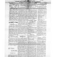 Le Journal de l'arrondissement de Valognes, numéro du 23 juin 1928