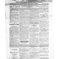Le Journal de l'arrondissement de Valognes, numéro du 25 décembre 1926