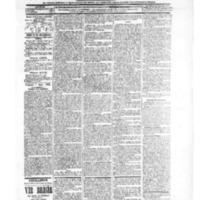 Le Journal de l'arrondissement de Valognes, numéro du 07 août 1903
