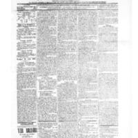 Le Journal de l'arrondissement de Valognes, numéro du 28 août 1903
